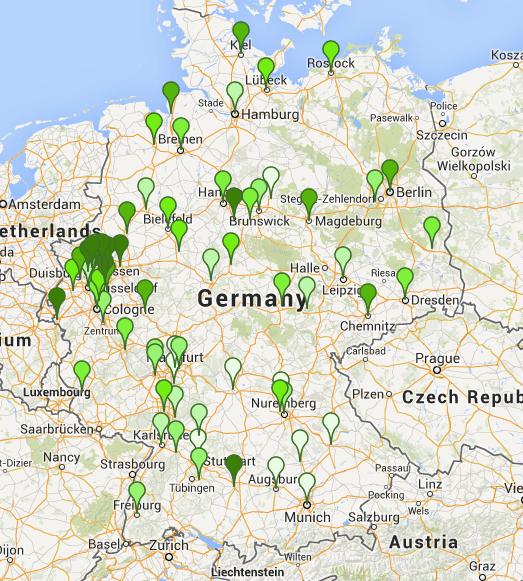 wo sind die jobs in deutschland adzuna studie zeigt. Black Bedroom Furniture Sets. Home Design Ideas