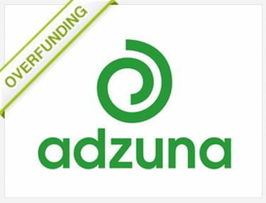 Adzuna overfunding Crowdcube